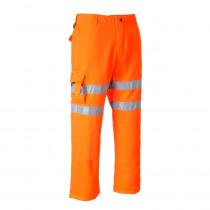 Pantalon Haute Visibilité Portwest Métiers du Rail