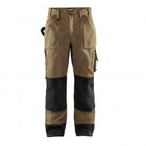 Pantalon de travail bicolore Blaklader artisan
