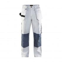 Pantalon de travail peintre Blaklader 100% coton à poches flottantes
