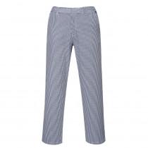 Pantalon de cuisine Portwest BARNET 100% coton
