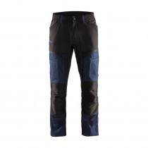 Pantalon de service multipoches Blaklader + STRETCH