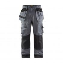 Pantalon de travail artisan + Blaklader Bicolore avant