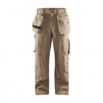 Pantalon de travail artisan Blaklader 100% coton