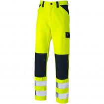 Pantalon de travail haute visibilité bicolore Dickies EVERYDAY