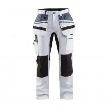 Pantalon de travail peintre Blaklader 100% coton Stretch