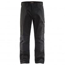 Pantalon de travail à genouillères polycoton Blaklader services