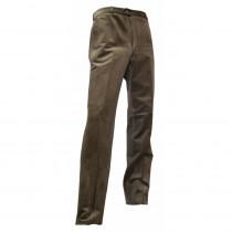 Pantalon de travail velours LMA Picardie marron