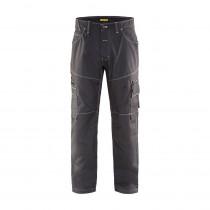 Pantalon de travail X1900 polycoton Blaklader Urban Gris foncé avant