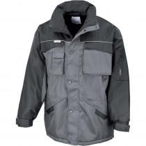Parka de travail bicolore Workguard Result