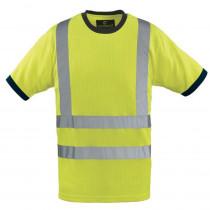 8fa564f8c4 T-shirt haute visibilité Coverguard Yard Col rond