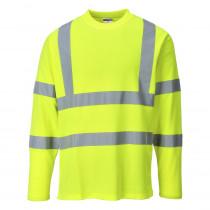 Tee Shirt Haute Visibilité manches longues Portwest