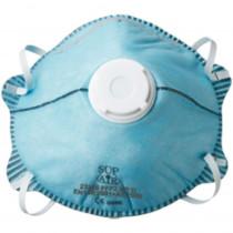 Masque coque Sup Air à usage unique FFP2 NR D SL (boite de 10)