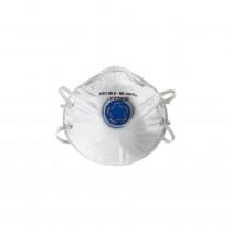 Masque respiratoire coque avec soupape expiratoire Sup Air FFP3 (bo...