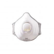 Masque respiratoire coque avec valve Sup Air FFP3 (boîte de 10)