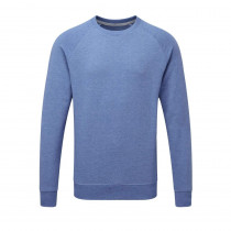 Sweat shirt de travail homme sublimable Russell Raglan