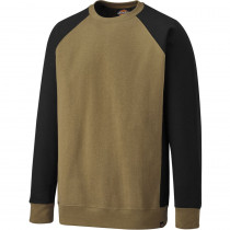 Sweat-shirt col rond bicolore Dickies Two Tone