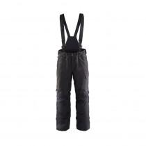 Pantalon hiver à bretelles Blaklader imperméable