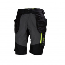 Short de travail Helly Hansen Aker Construction poches suspendues