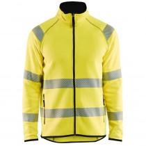Veste tricotée haute visibilité Blaklader zip central