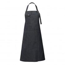 Tablier de service à bavette jean Robur Vignoble 100% coton