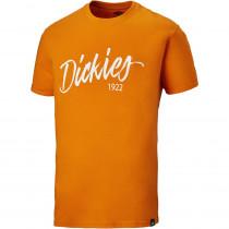 T-shirt de travail manches courtes col rond Dickies HANSTON