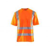 T-shirt haute visibilité anti-UV Blaklader orange