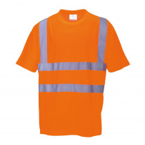 Tee shirt haute visibilité Portwest GO RT - Orange