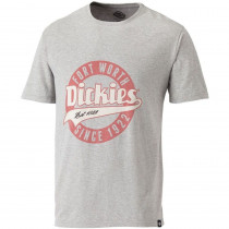 T-shirt de travail Dickies Lowell 100% coton