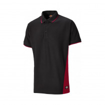 Polo de travail Dickies Two Tone manches courtes