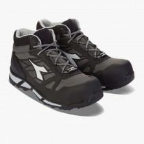Chaussures de sécurité hautes Diadora D-TRAIL HIGH S3 SRA HRO 100% ...