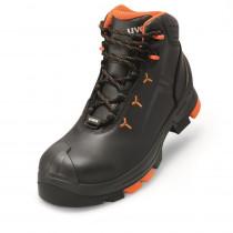 Chaussures de sécurité montantes Cuir Uvex 2 S3 SRC