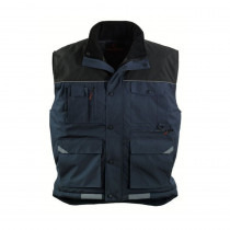 Gilet sans manches multipoches Coverguard Ripstop