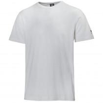 T-shirt de travail Manchester Helly Hansen-White-M
