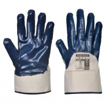 Gants de manutention Portwest NITRILE MANCHETTE