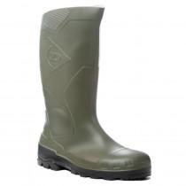 Bottes de sécurité Dunlop DEVON Safety Verte S5 SRA