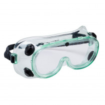Lunette de protection chimique Portwest