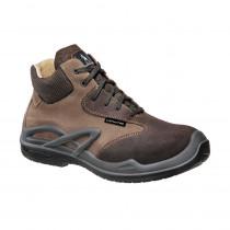 Chaussures de sécurité montantes Lemaitre Megeve S3 CI SRC 100% non...