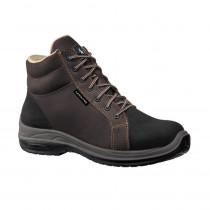 Chaussures de sécurité montantes Lemaitre Milan S3 CI SRC 100% non ...