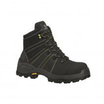 Chaussures de sécurité montantes Lemaitre Trek Noir S3 CI SRC 100% ...