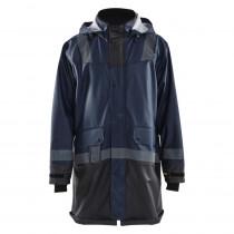 Manteau de pluie étanche bicolore Blaklader NIVEAU 2