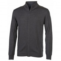 Pull de travail zip central Penduick Full Zip Jumper