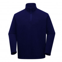 Sweat micro-polaire Portwest Staffa col camionneur