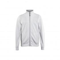 Sweat- shirt de travail Blaklader zippé 100% coton