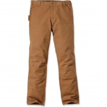 Pantalon de travail Carhartt STRETCH COTON DUCK