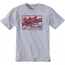 T-shirt Carhartt Master Cloth