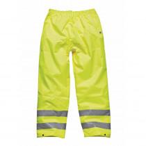 Pantalon haute visibilité imperméable pour autoroute Dickies