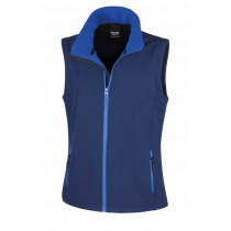 Gilet sans manches softshell femme Result