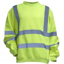 Sweat Shirt haute visibilité LMA Alarme