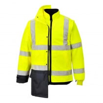 Parka bicolore 5-en-1 Portwest Executive 2