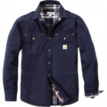 Surchemise Carhartt Weathered Canvas 100% coton